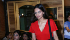 Watch: Miss World Manushi Chhillar gets snapped in the city
