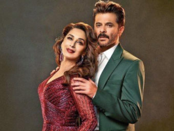 This photo of Anil Kapoor & Madhuri Dixit makes it impossible to wait for 'Total Dhamaal'!
