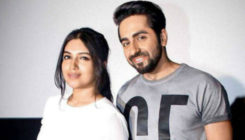 Ayushmann Khurrana and Bhumi Pednekar turn brand ambassadors for V Mart!