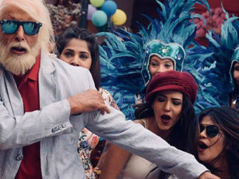 102 Not Out: Happy street created for Big B's 'Badumbaaa'