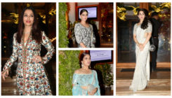 PHOTOS: Celebs add Bollywood touch to a wedding reception!