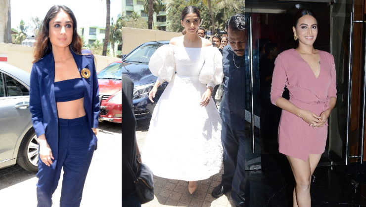 The 'Veere Di Wedding' divas take the fashion game a notch higher!