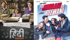 'Hindi Medium' BEATS 'Yeh Jawaani Hai Deewani' in the global market