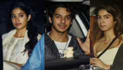 Jhanvi Kapoor cheers rumored beau Ishaan Khattar for his first film