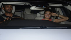 Jacqueline Fernandez Spotted With A Mystery Man?