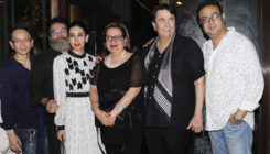 Kareena Kapoor & Karisma Kapoor celebrate Babita Kapoor's birthday with family