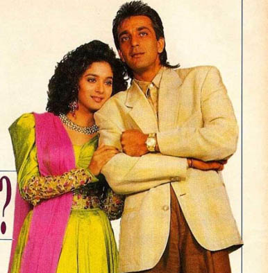 Throwback Thursday: When Sanjay Dutt confessed his wish to marry Madhuri Dixit