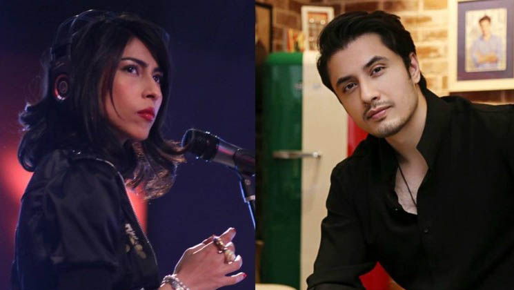 Pakistani actor Ali Zafar accused of sexually harassing singer