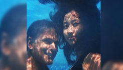 Newlyweds Milind Soman and Ankita Konwar's underwater pic is winning hearts