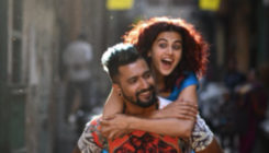 Taapsee Pannu turns teacher for Vicky Kaushal on the sets of 'Manmarziyaan'