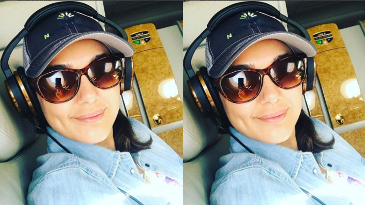 Preity Zinta Is Ipl Ready As She Is On Her Way Back To Her -7073