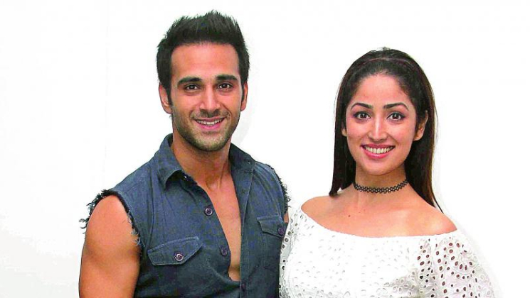 EXCLUSIVE: Pulkit Samrat & Yami Gautam ignore each other at an event?