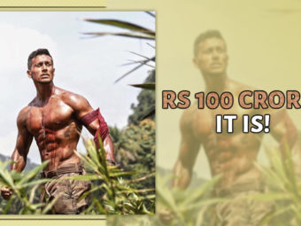 Tiger Shroff gets his first Rs 100 crore with 'Baaghi 2'