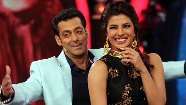 Salman Khan Finally Ends Fight With Priyanka Chopra?