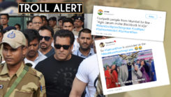 As Salman's Blackbuck Poaching case courtroom drama unfolds, Twitter has a field day