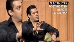 Watch: When Salman Khan revealed that Blackbucks died of overeating and falling off a wall