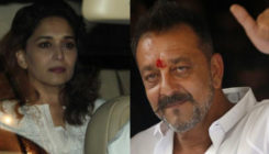 Sanjay Dutt Puts A Condition To Work With Madhuri Dixit?
