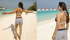 Too Hot To Handle! Shilpa Shetty basking under the Maldives sun
