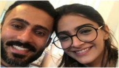 Check out Sonam Kapoor's reaction on Anand Ahuja's gift to her