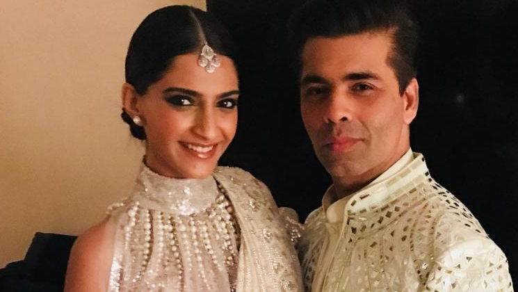 Karan Johar's dance performance at Sonam Kapoor's sangeet!