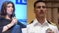 Twinkle Khanna to take legal action on being threatened by a navy officer