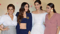 Sonam, Kareena, Swara avoid talking about the casting couch controversy