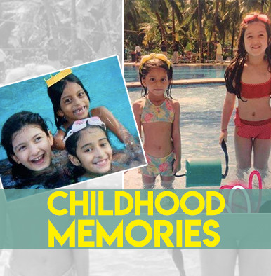 Suhana's childhood pictures with Shanaya are not to be missed!
