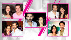 Bollywood stars with their wives who choose to stay away from limelight