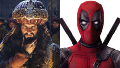 Deadpool dancing to Ranveer Singh's 'Khalibali' is the best thing you'll see today!