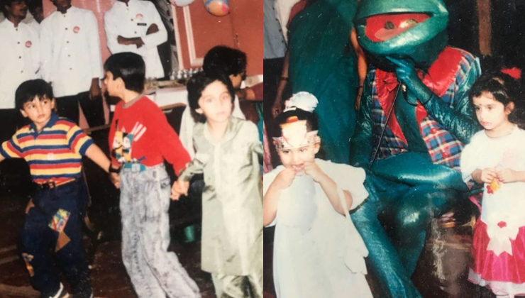Throwback Thursday: These cute pictures of Ranbir, Arjun, Sonakshi will make you miss your childhood