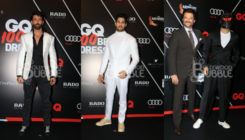 Hrithik Roshan, Sidharth Malhotra attend the GQ Best Dressed 2018 event