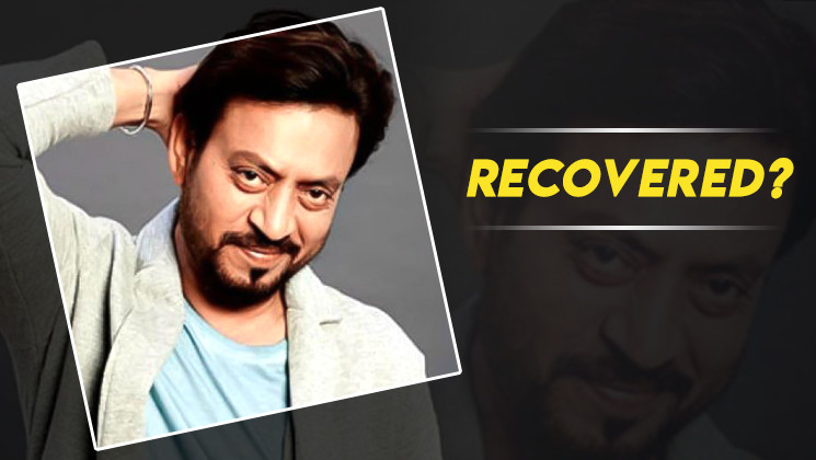 Irrfan Khan to make a public appearance after his recovery ?