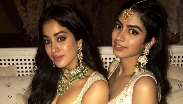 EXCLUSIVE: Will Janhvi Kapoor's younger sister Khushi join Bollywood?