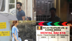Rajkummar Rao and Kangana Ranaut kick start 'Mental Hai Kya' shoot