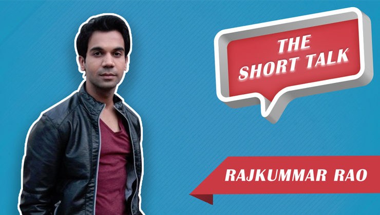 The Short Talk: Rajkummar Rao on his upcoming film 'Omerta'
