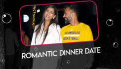 In Pics: Newlyweds Sonam Kapoor and Anand Ahuja enjoy a romantic dinner date