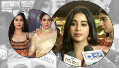 When emotional Janhvi Kapoor refused to talk about late mother Sridevi