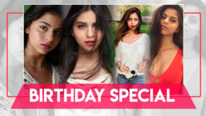 Birthday Special:18 pictures that prove Suhana Khan is the future of Bollywood