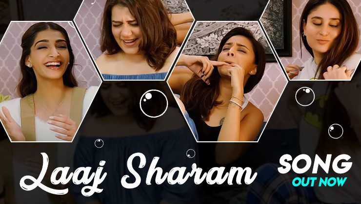 'Veere Di Wedding' song 'Laaj Sharam' is all about exhausting wedding shopping!