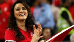 Viral Video: Is KXIP owner Preity Zinta HAPPY about Mumbai Indians ouster from IPL 2018?