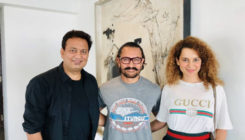 Queen Kangana just met Mr. Perfectionist Aamir Khan and we so badly want them to collaborate