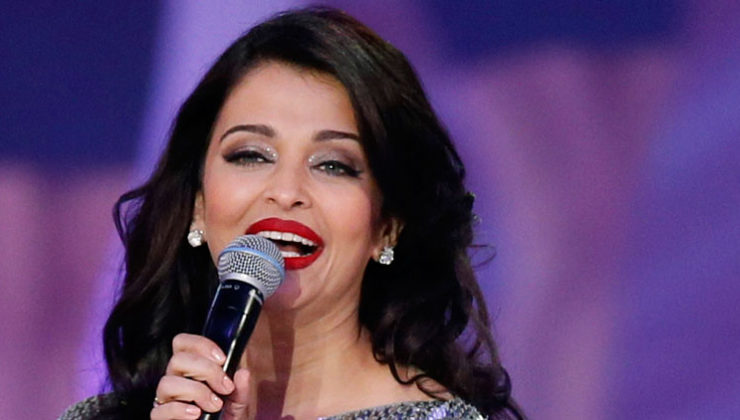This throwback video of Aishwarya Rai Bachchan crooning is a must watch