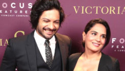 Ali Fazal and Richa Chadha to romance on-screen for the first time?