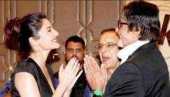Amitabh Bachchan calls out Anushka Sharma for not replying to his birthday wish