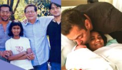 Arpita Khan's magical journey from a homeless girl to a princess, and now a proud mom