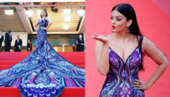 In pics: Aishwarya Rai Bachchan looks surreal in butterfly inspired gown at Cannes