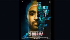 Diljit Dosanjh shares a new poster of his next Bollywood film 'Soorma'- view pic