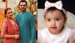 Esha Deol shares first glimpse of daughter Radhya & we cannot take our eyes off her!