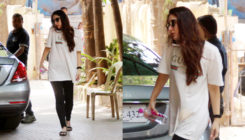 Kareena Kapoor Khan gets snapped outside the gym!