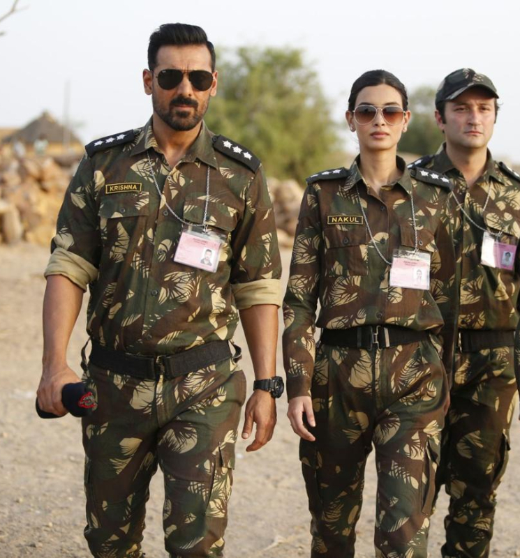 John Abraham's 'Parmanu - The Story Of Pokhran' has a slow start at the box-office